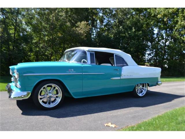 1955 Chevrolet Bel Air (CC-705199) for sale in Butler, Pennsylvania