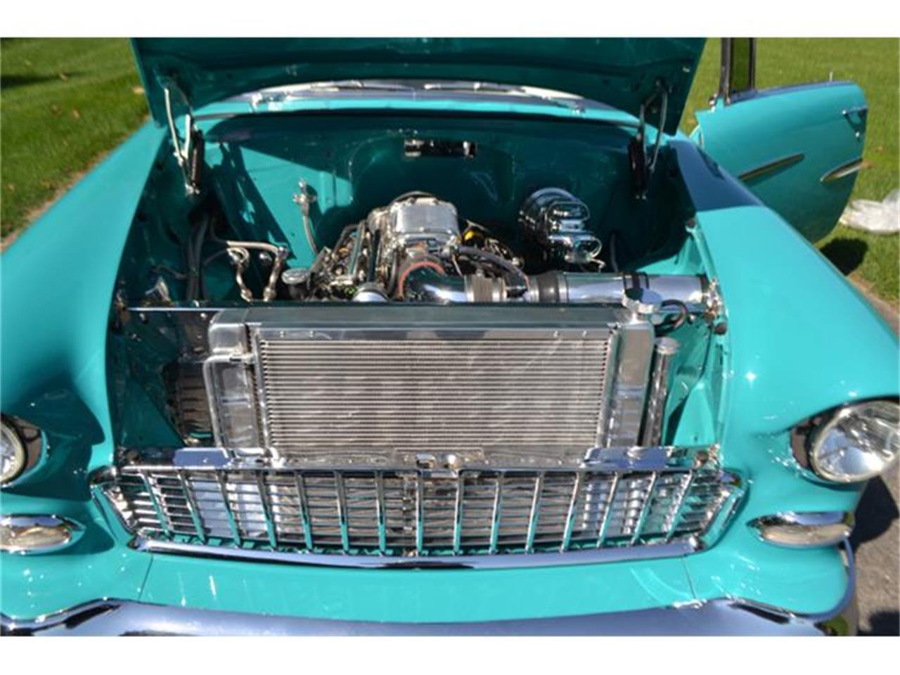 1955 Chevrolet Bel Air (CC-705199) for sale in Butler, Pennsylvania
