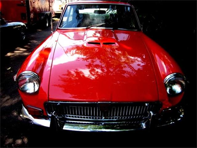 1971 MG BGT (CC-705417) for sale in Stratford, Connecticut