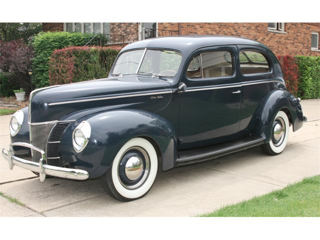1940 Ford Deluxe (CC-706151) for sale in Midlothian, Illinois