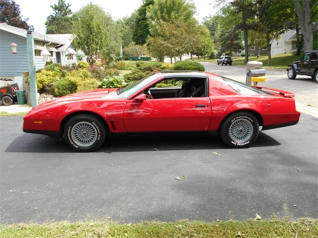 1982 Pontiac Firebird Trans Am (CC-707502) for sale in Baraboo, Wisconsin