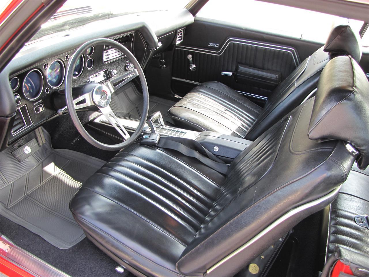1970 Chevrolet Chevelle SS (CC-700826) for sale in Bay City, Michigan