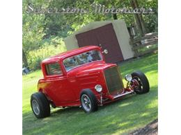 1932 Ford 3-Window Coupe (CC-713444) for sale in North Andover, Massachusetts