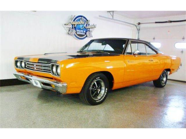 1969 Plymouth Road Runner (CC-713493) for sale in Stratford, Wisconsin