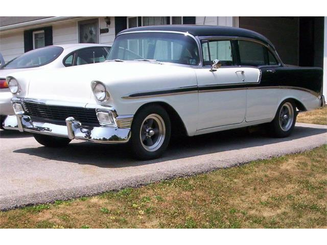 1956 Chevrolet Bel Air (CC-713572) for sale in Gettysburg, Pennsylvania