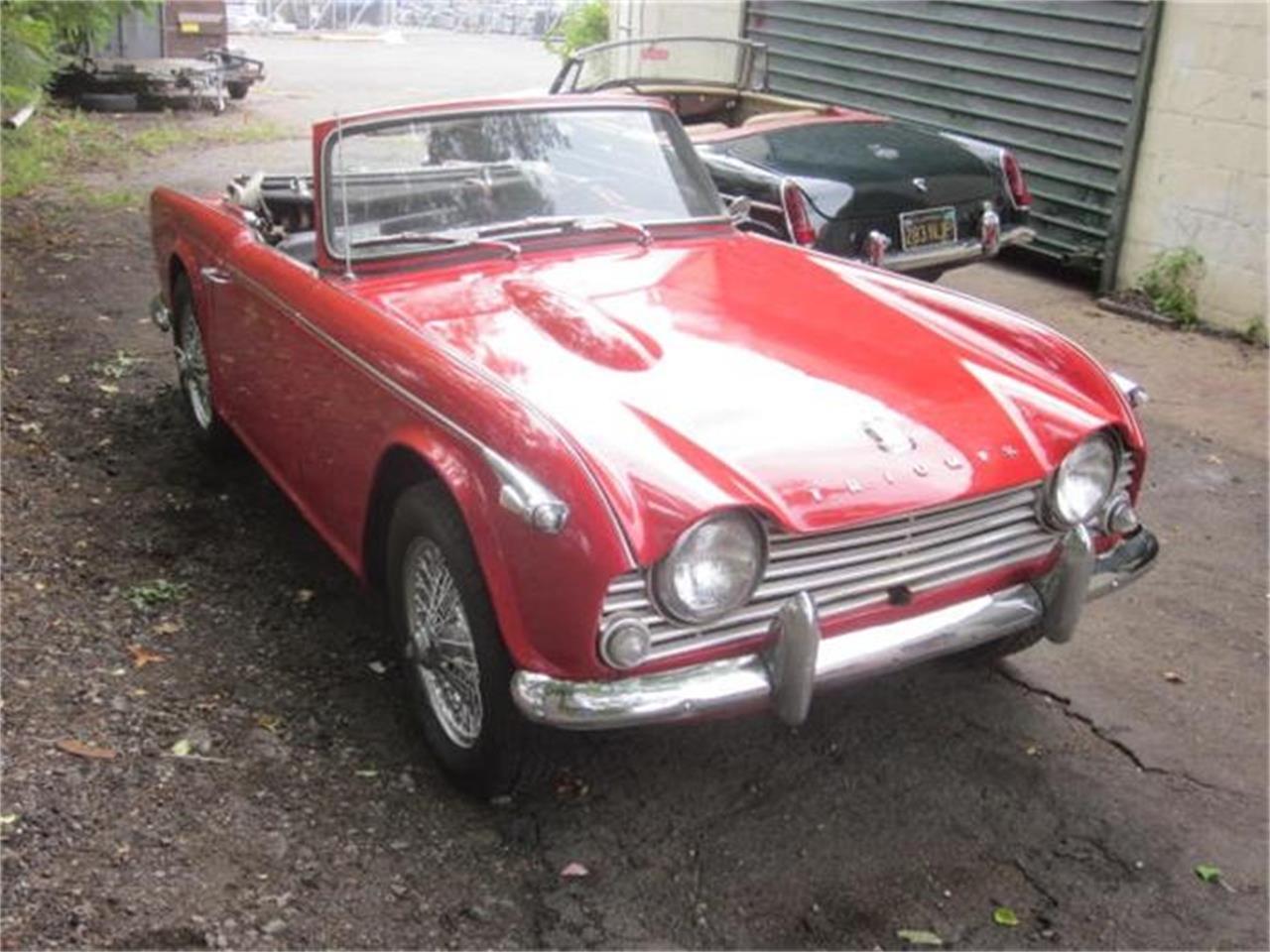 1966 Triumph TR4A for Sale | ClassicCars com | CC-716054