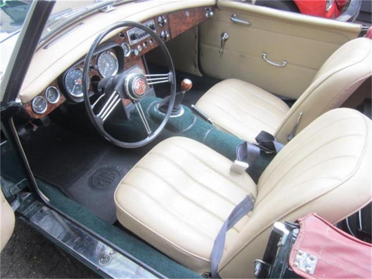 1964 MG MGB (CC-716059) for sale in Stratford, Connecticut