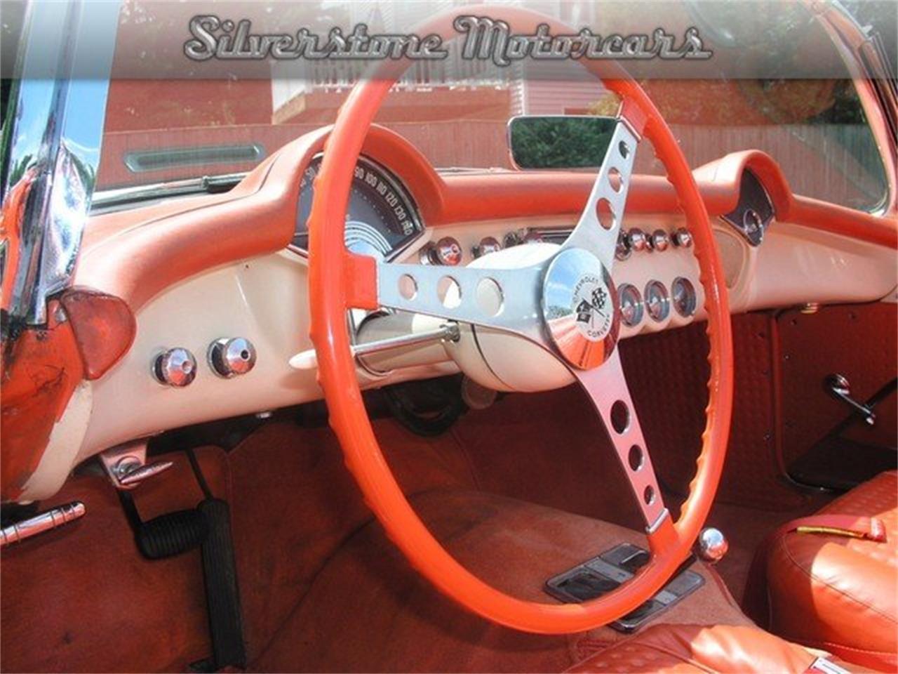 1956 Chevrolet Corvette (CC-710836) for sale in North Andover, Massachusetts