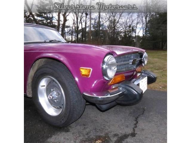 1974 Triumph TR6 (CC-710846) for sale in North Andover, Massachusetts