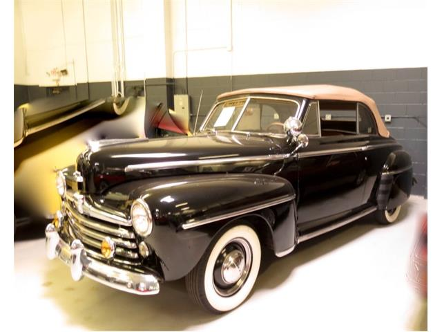 1948 Ford Super Deluxe (CC-723077) for sale in Dayton, Ohio