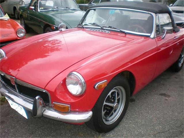 1973 MG MGB (CC-723115) for sale in Rye, New Hampshire
