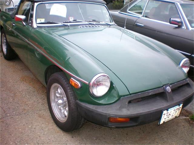 1978 MG MGB (CC-723121) for sale in Rye, New Hampshire