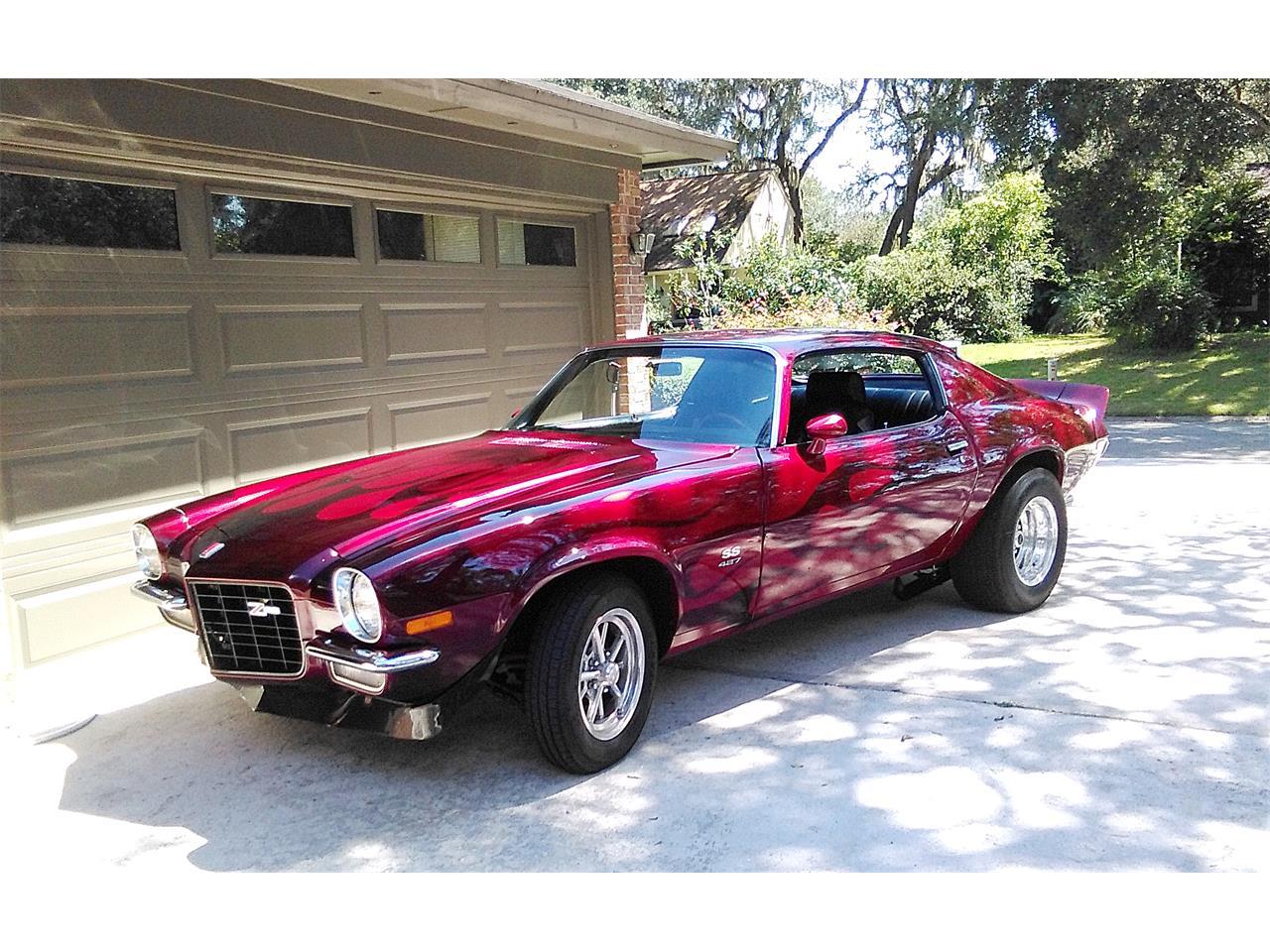 1973 Chevrolet Camaro (CC-726152) for sale in Jacksonville, Florida