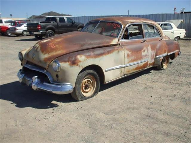 1948 Oldsmobile 4-Dr Sedan (CC-727327) for sale in Phoenix, Arizona