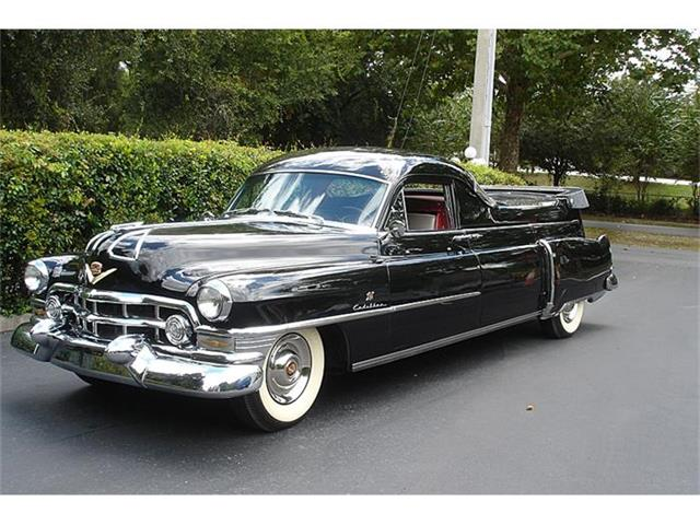 1952 Cadillac Hearse (CC-727345) for sale in Mount Dora (Orlando), Florida