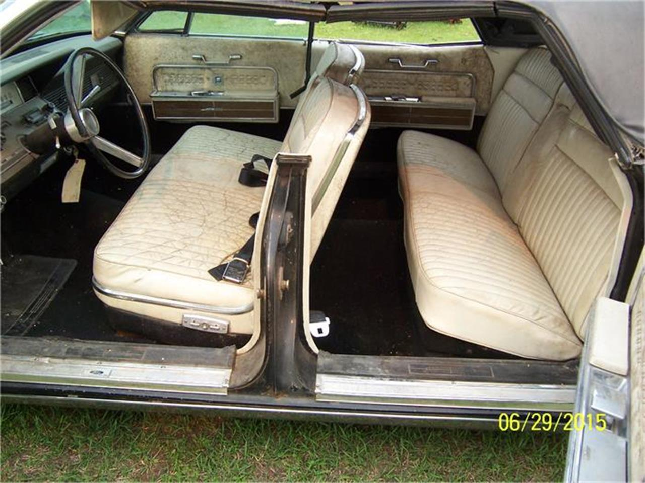 1966 Lincoln Convertible (CC-727539) for sale in Parkers Prairie, Minnesota
