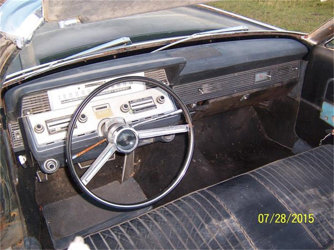 1966 Lincoln Convertible (CC-727540) for sale in Parkers Prairie, Minnesota