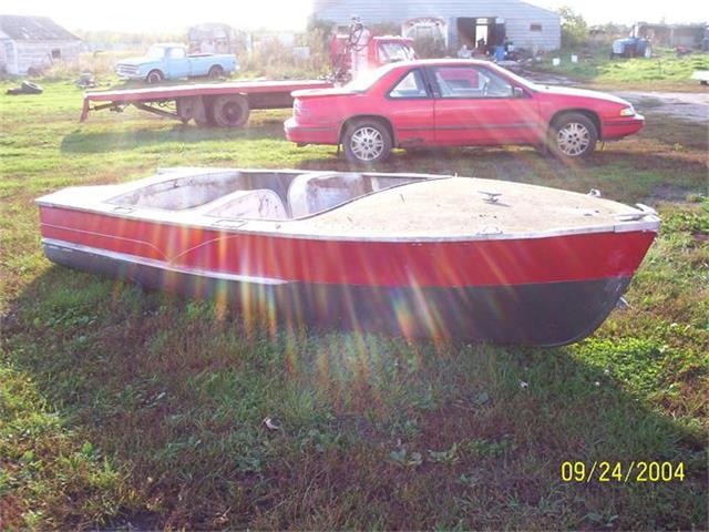 1957 Cadillac Speedboat (CC-727541) for sale in Parkers Prairie, Minnesota