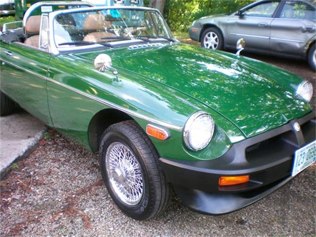 1979 MG MGB (CC-720854) for sale in Rye, New Hampshire