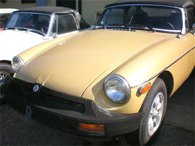 1975 MG MGB (CC-720869) for sale in Rye, New Hampshire