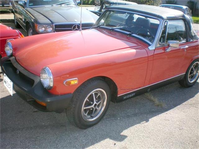 1978 MG Midget (CC-720879) for sale in Rye, New Hampshire