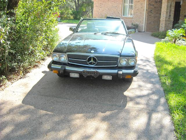 1982 Mercedes-Benz 380SL (CC-731798) for sale in Rockport, Texas