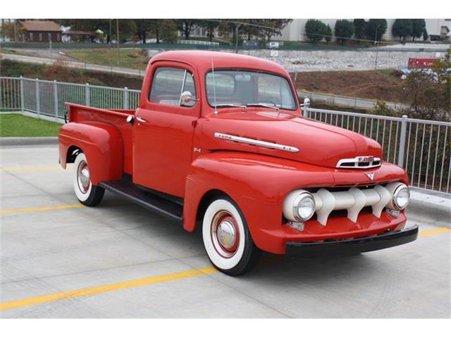 1951 Ford F1 (CC-733406) for sale in Branson, Missouri