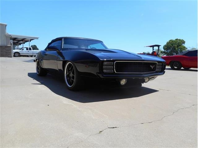 1969 Chevrolet Camaro RS (CC-734198) for sale in Fort Smith, Arkansas
