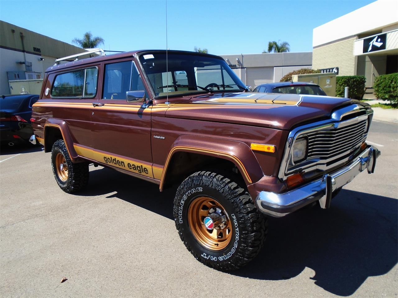 Jeep Cherokee Chief >> 1977 Jeep Cherokee Chief For Sale Classiccars Com Cc 736277