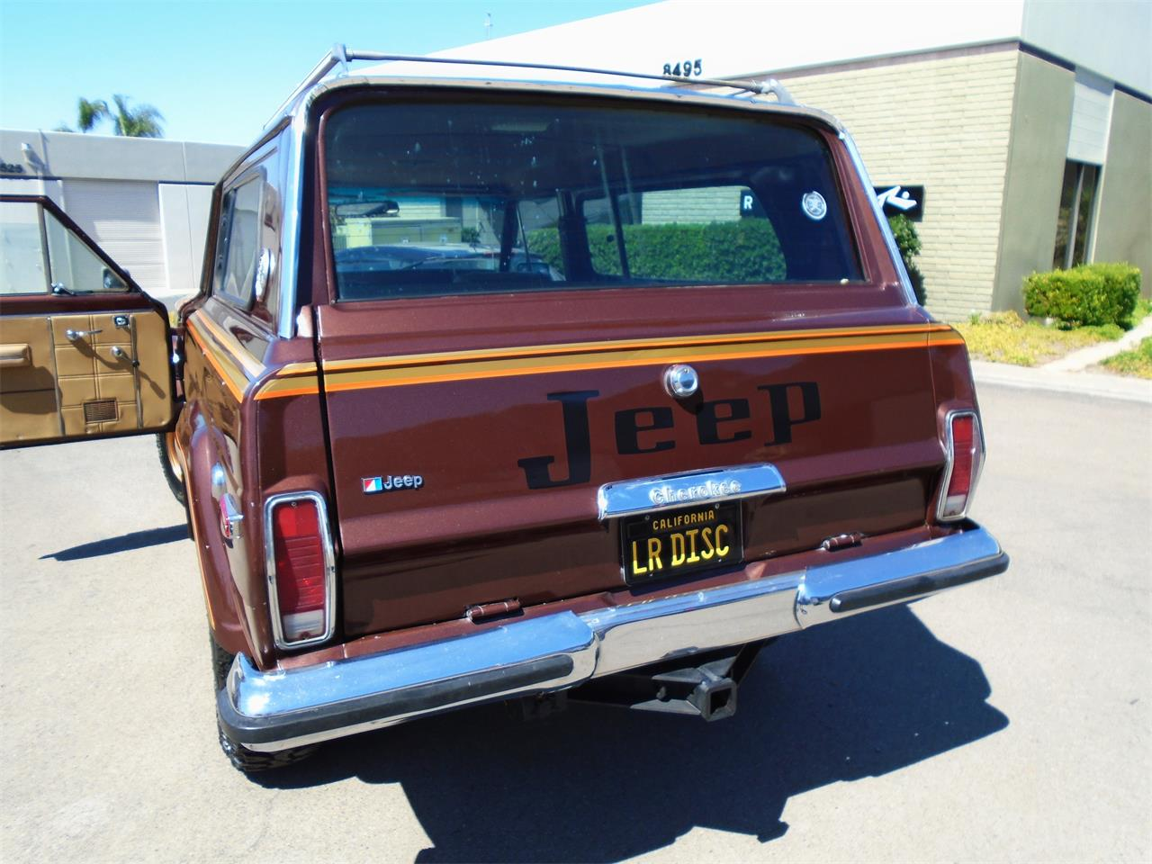 1977 Jeep Cherokee Chief (CC-736277) for sale in San Diego, California