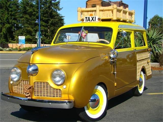 1948 Crosley Tiki Taxi (CC-737969) for sale in Connellsville, Pennsylvania