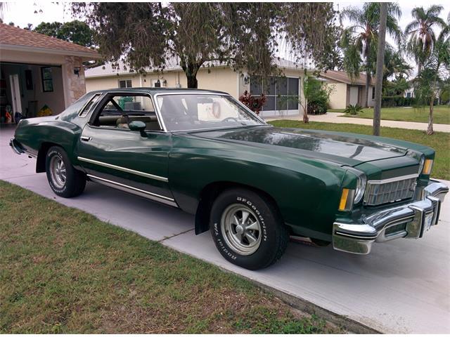 1975 Chevrolet Monte Carlo Landau
