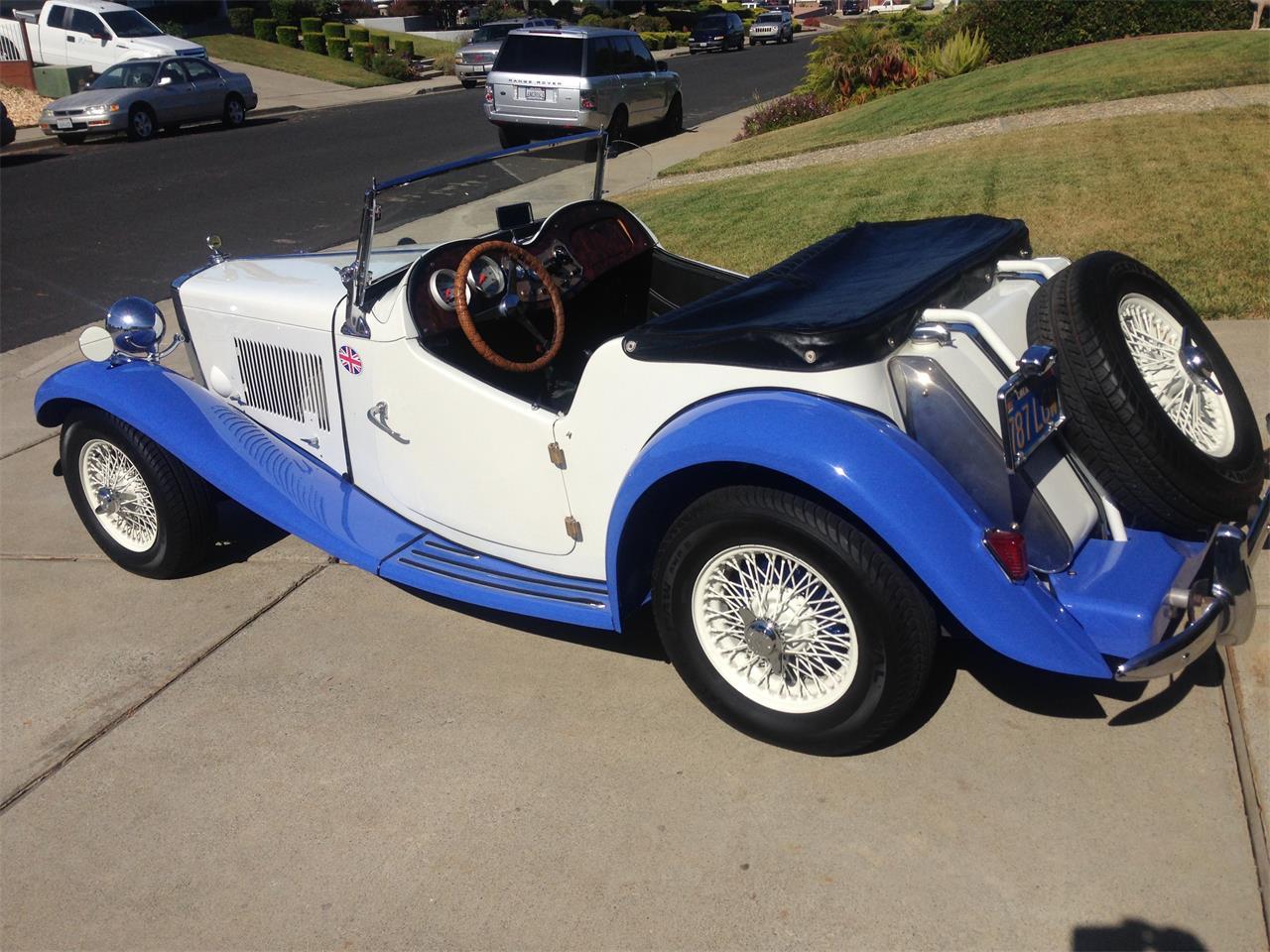 1952 MG TD for Sale   ClassicCars.com   CC-738651