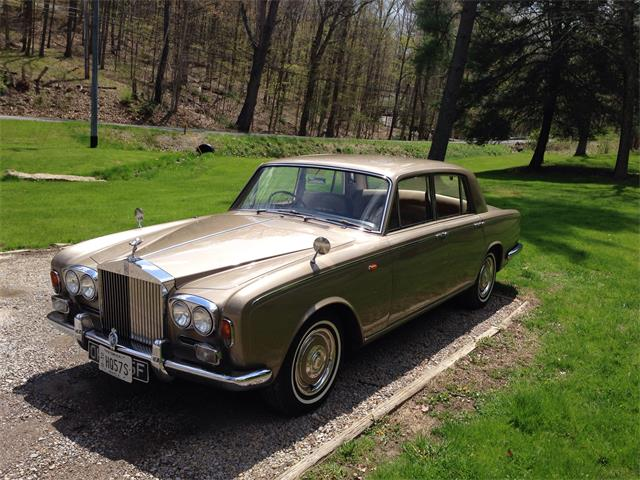 1967 Rolls-Royce Silver Shadow (CC-738926) for sale in Granville, Ohio