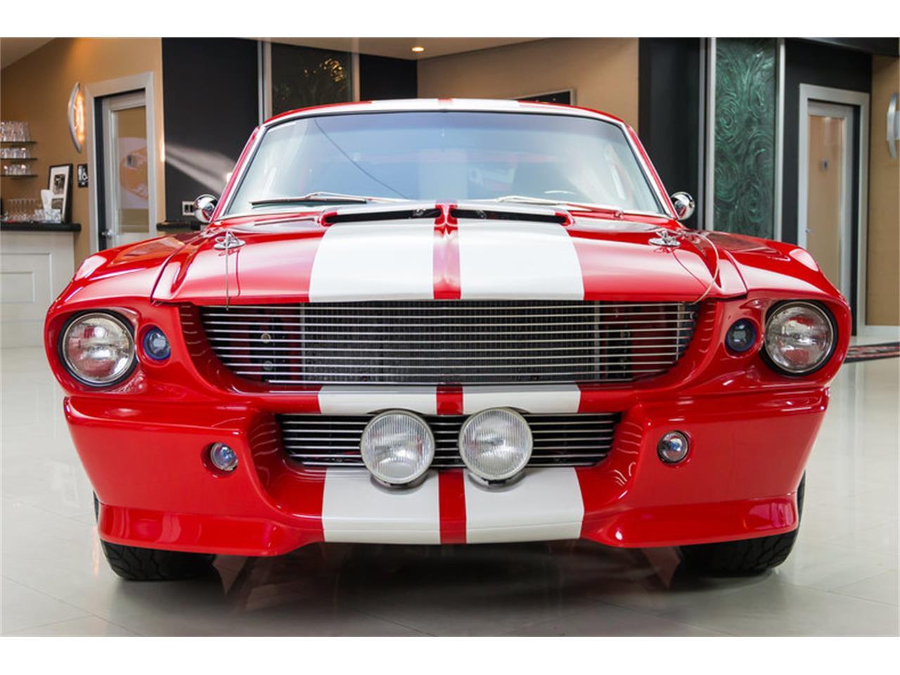 1967 Eleanor Mustang Restomod For Sale