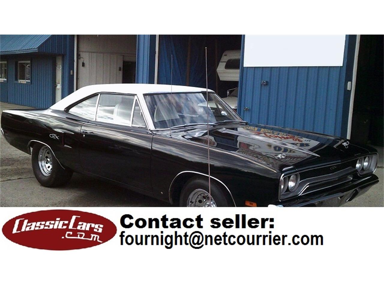1970 Plymouth GTX (CC-740033) for sale in San Diego, California
