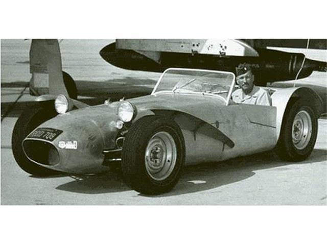 1961 Lotus Seven (CC-744510) for sale in San Diego, California