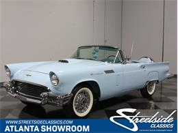 1957 Ford Thunderbird (CC-746158) for sale in Lithia Springs, Georgia