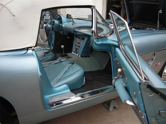 1958 Chevrolet Corvette (CC-746278) for sale in Mesa, Arizona