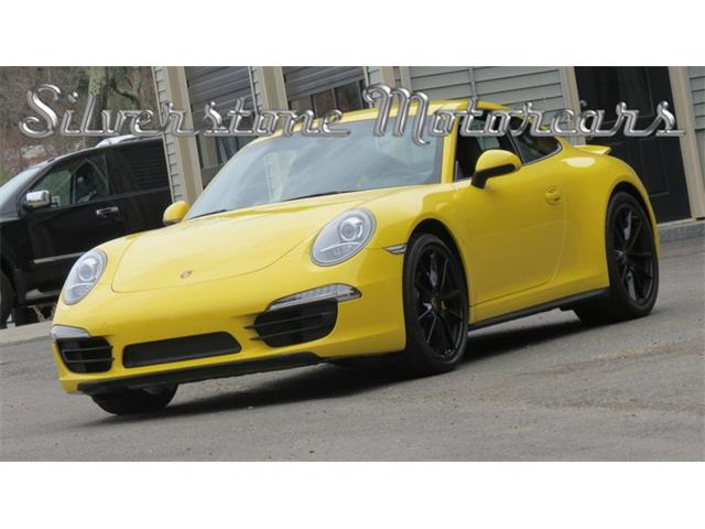 2013 Porsche 911 Carrera (CC-746954) for sale in North Andover, Massachusetts
