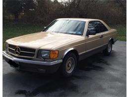 1985 Mercedes-Benz 500SEC (CC-747094) for sale in Titusville, New Jersey