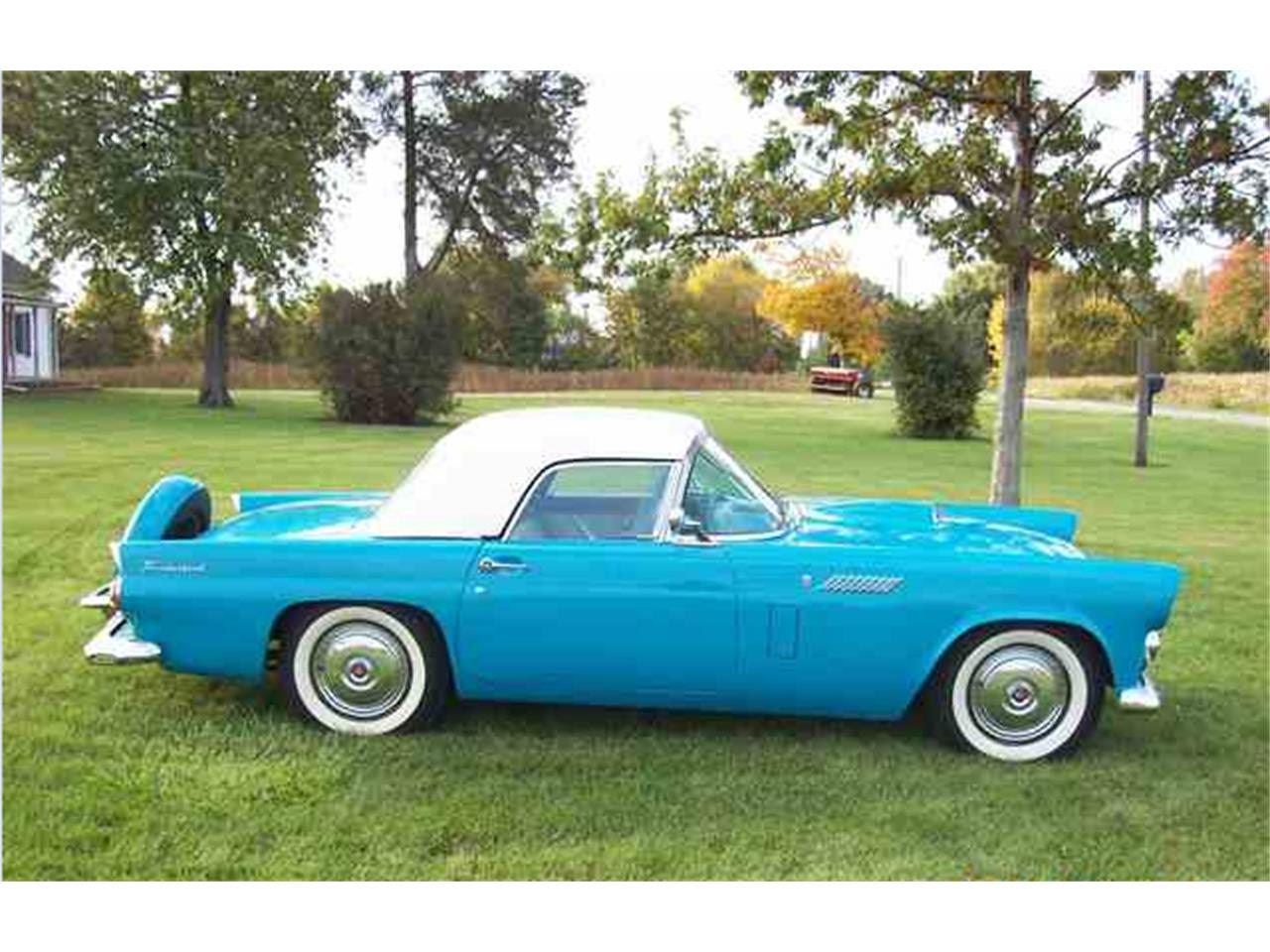 1956 Ford Thunderbird (CC-757977) for sale in Dundee, Michigan
