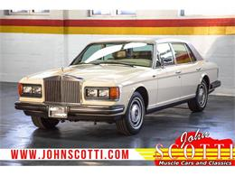 1985 Rolls-Royce Silver Spur (CC-759026) for sale in Montreal, Quebec