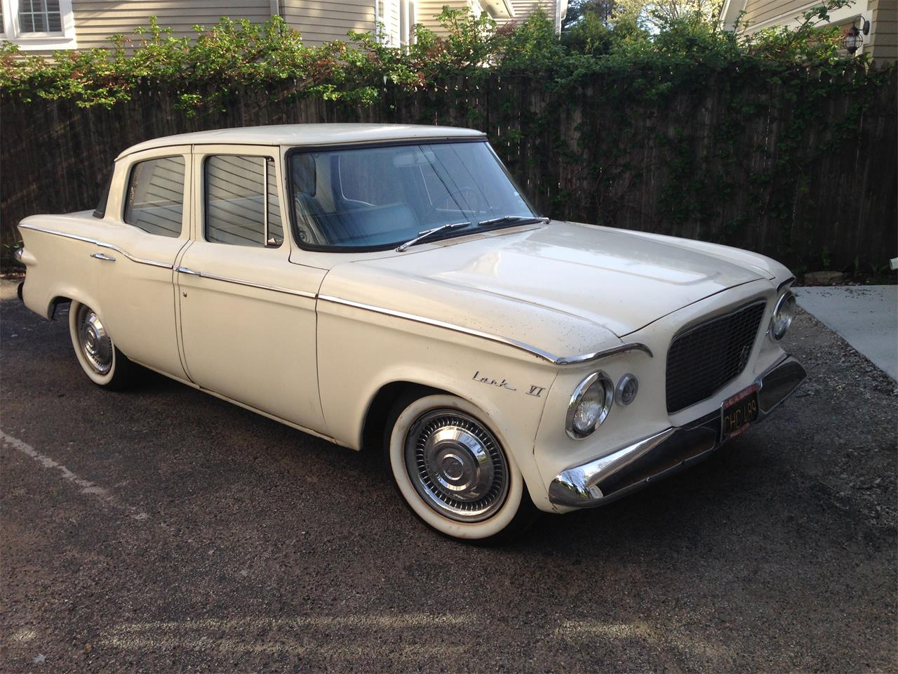 1961 Studebaker Lark (CC-759236) for sale in Wilmette, Illinois