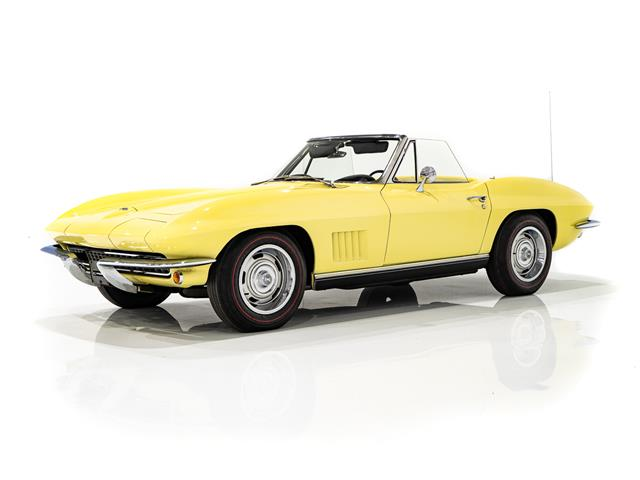 1967 Chevrolet Corvette (CC-759469) for sale in Montreal, Quebec