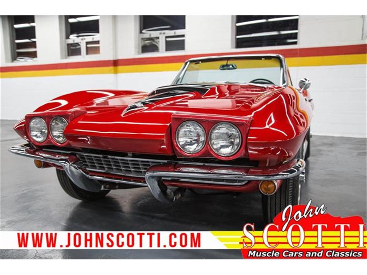 1967 Chevrolet Corvette (CC-759471) for sale in Montreal, Quebec