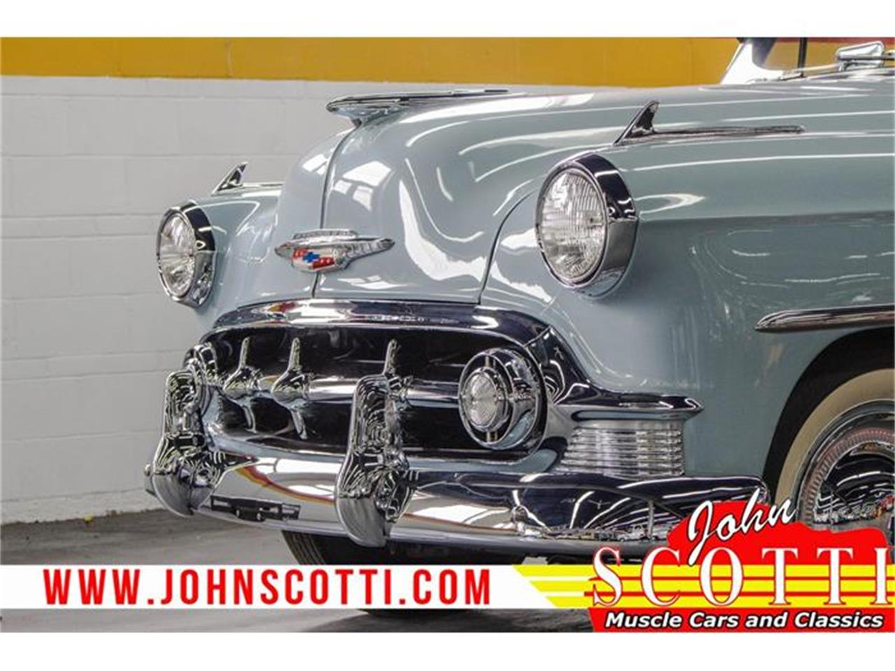 1953 Chevrolet Bel Air (CC-759493) for sale in Montreal, Quebec