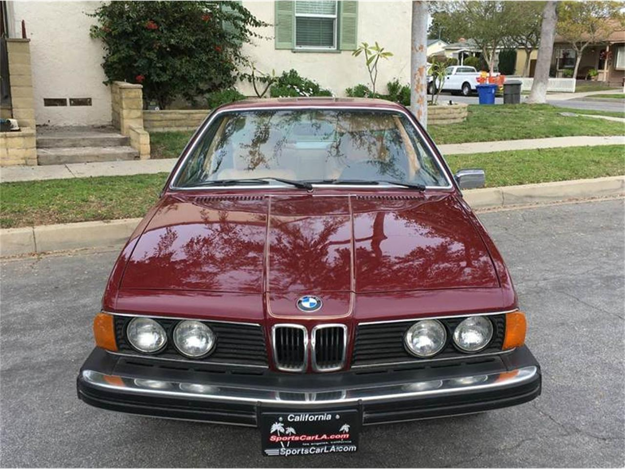 1977 BMW 630csi (CC-763212) for sale in Los Angeles, California