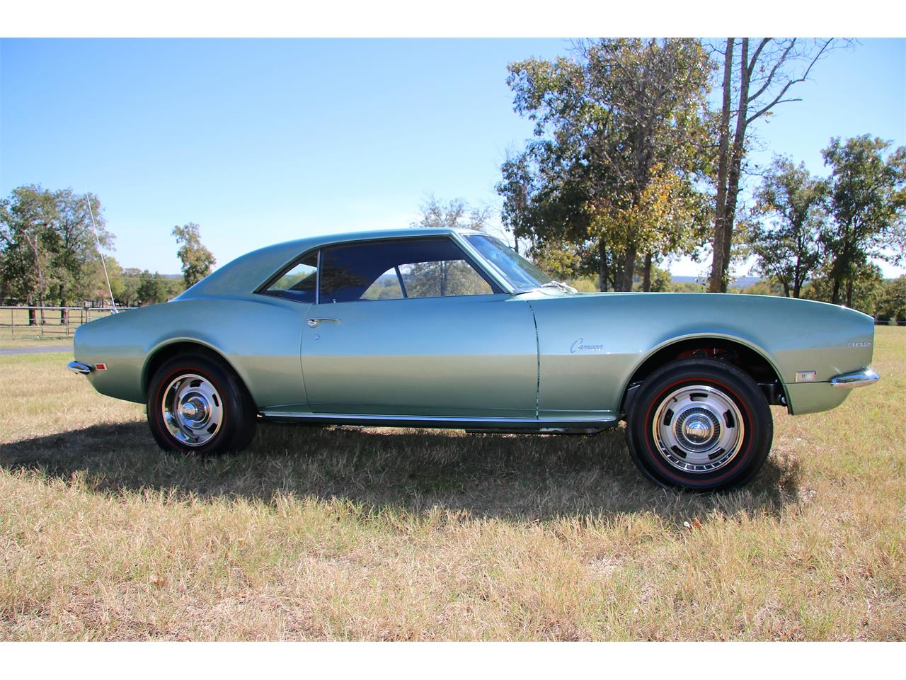 1968 Chevrolet Camaro Z28 (CC-763263) for sale in Fort Smith, Arkansas