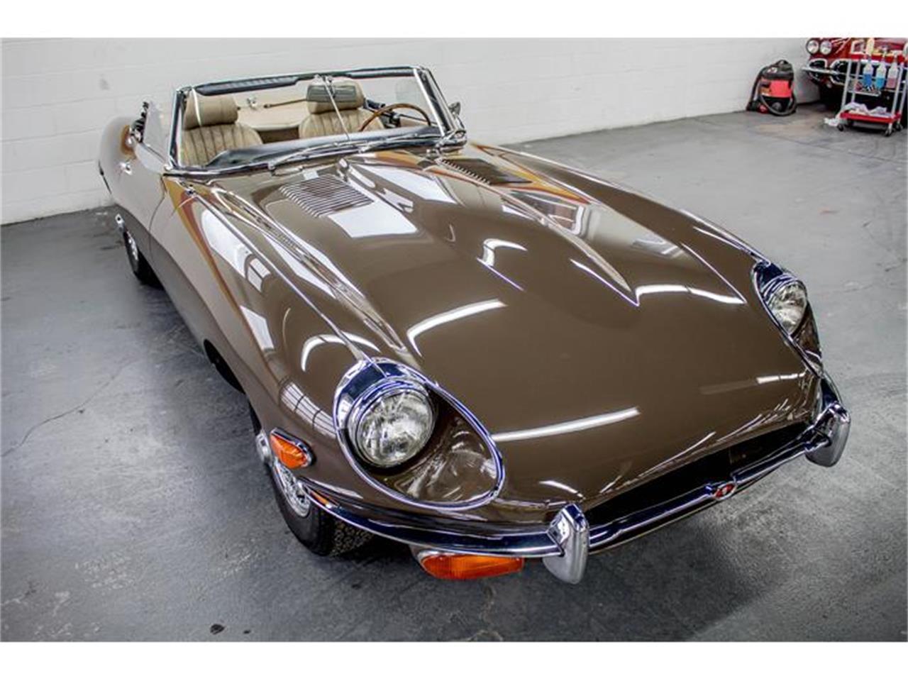1969 Jaguar E-Type (CC-763322) for sale in Montreal, Quebec